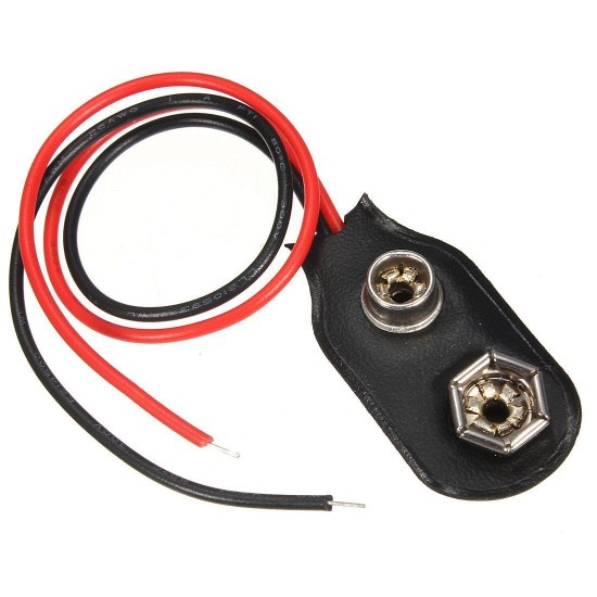 Connector Coupler Connection Junction Battery Wire Clips 9V  Price in Pakistan