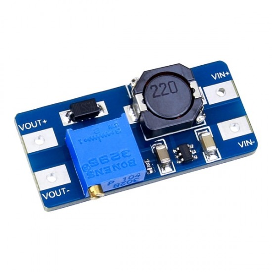 MT3608 Step-Up Adjustable DC-DC Switching Boost Converter  Price in Pakistan