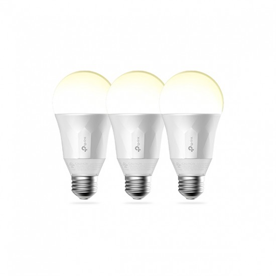 TP-LINK LB100(26) TKIT Smart Wi-Fi LED Bulb 3-Pack with Dimmable Light  Price in Pakistan