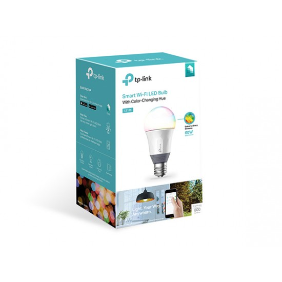 TP-LINK LB130(E26) Smart Wi-Fi LED Bulb with Color Changing Hue  Price in Pakistan