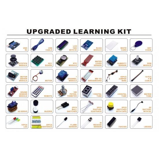 Arduino Upgraded Learning Kit  Price in Pakistan