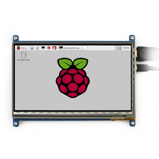 Raspberry Pi 7inch HDMI LCD USB Touch  Price in Pakistan
