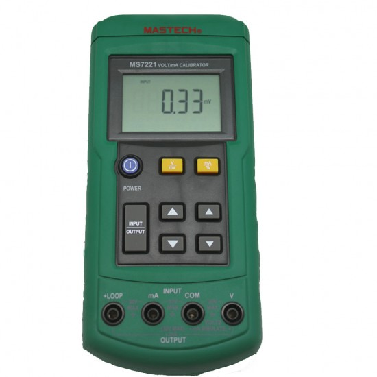 Mastech MS7221 Voltage/mA Calibrator  Price in Pakistan