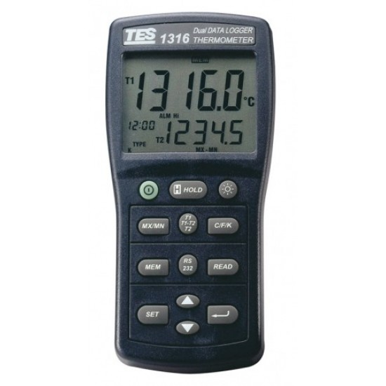 TES-1316 Data Logger Thermometer  Price in Pakistan