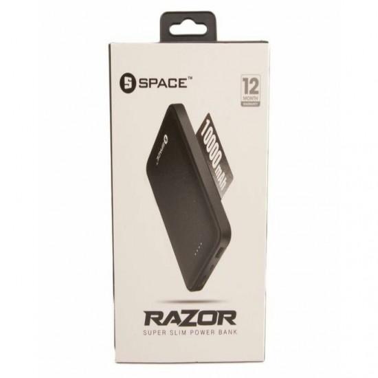 Space Razor 10000mAH Power Bank  Price in Pakistan
