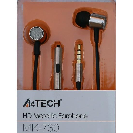 A4TECH MK730 - Wired In-Ear Earphones  Price in Pakistan