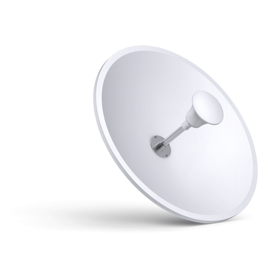 TP-LINK TL-ANT2424MD 2.4GHz 24dBi 2×2 MIMO Dish Antenna  Price in Pakistan