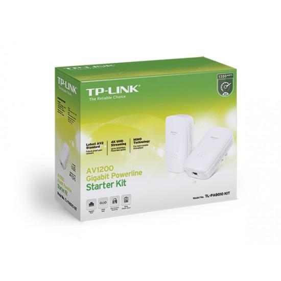 TP-LINK TL-PA8010 KIT AV1200 Gigabit Powerline Starter Kit  Price in Pakistan