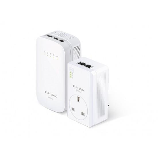 TP-LINK TL-WPA4530 KIT AV500 Powerline ac Wi-Fi Kit  Price in Pakistan