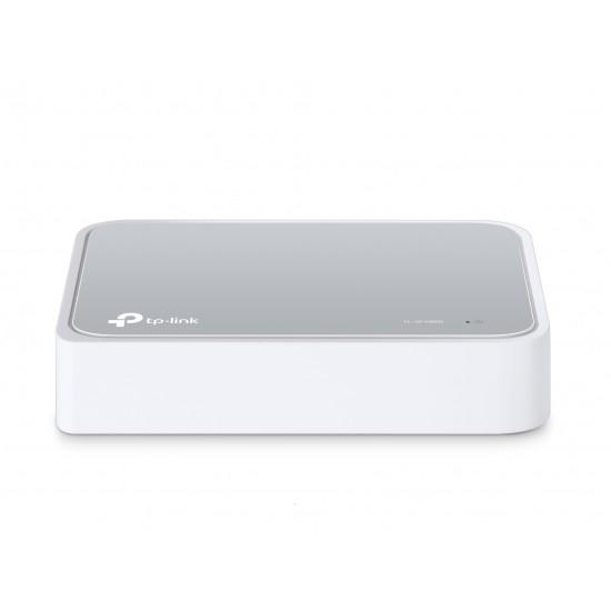 TP-LINK TL-SF1005D 5-Port 10/100Mbps Desktop Switch  Price in Pakistan