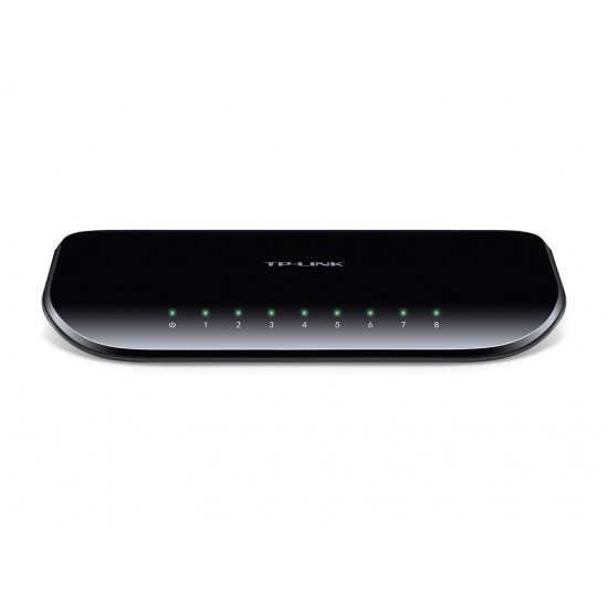 TP-LINK TL-SG1008D 8-Port Gigabit Desktop Switch  Price in Pakistan