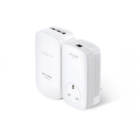 TP-LINK TL-WPA8730 KIT AV1200 Gigabit Powerline ac Wi-Fi Kit  Price in Pakistan