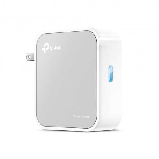 TP-LINK TL-WR810N 300Mbps Wi-Fi Pocket Router  Price in Pakistan