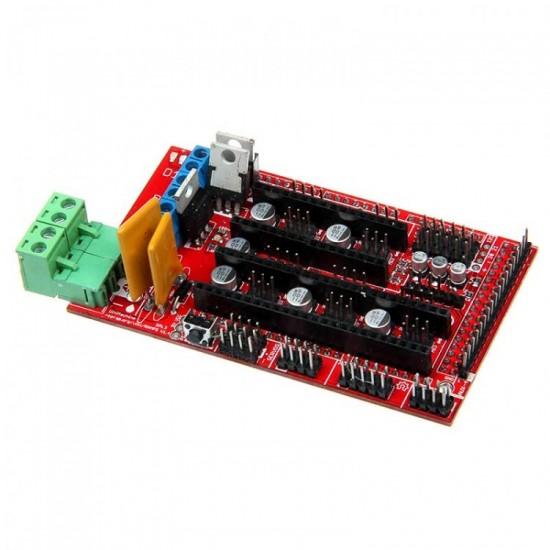RAMPS 1.4 for Reprap, Arduino Mega  Price in Pakistan