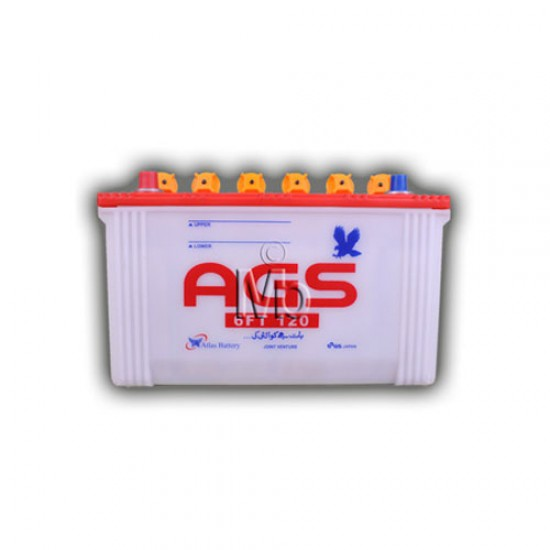 AGS 6FT120 12V Medium Battery  Price in Pakistan