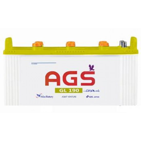 AGS GL-190 12V Heavy Battery  Price in Pakistan