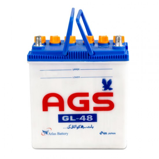 AGS GL-48 12V Light Battery  Price in Pakistan