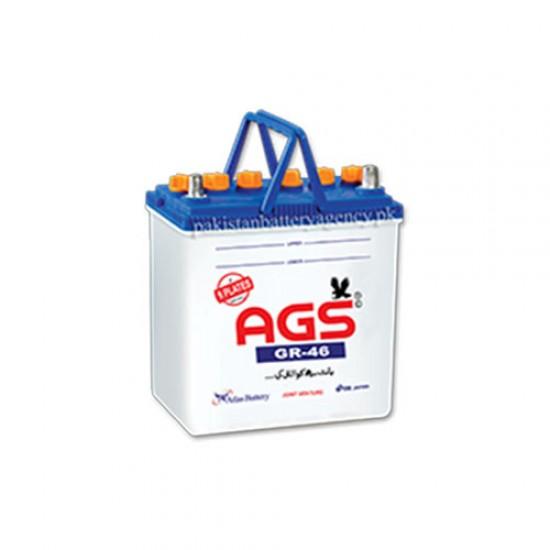 AGS GR-46 12V Light Battery  Price in Pakistan
