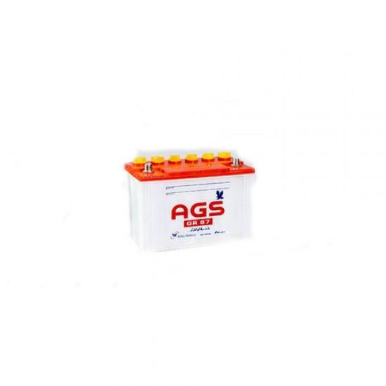 AGS GR-87 12V Medium Battery  Price in Pakistan