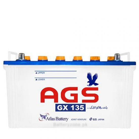 AGS GX-135 12V Medium Battery  Price in Pakistan