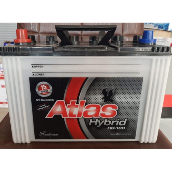 AGS HB-100 12V Hybrid Battery  Price in Pakistan