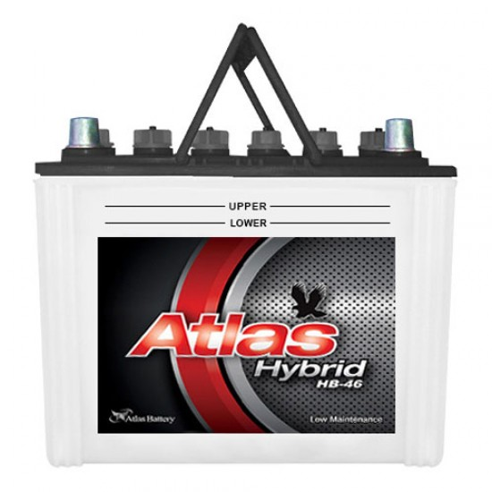 AGS HB-46 12V Hybrid Battery  Price in Pakistan