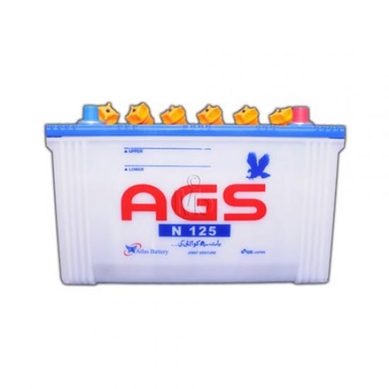 AGS N125 12V Medium Battery  Price in Pakistan