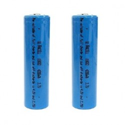 Lithium Ion Battery - 18650 Cell 3.7v (4200mAh)