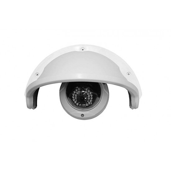 Hikvision DS-1250ZJ Rain Shade For Outdoor Dome Camera  Price in Pakistan