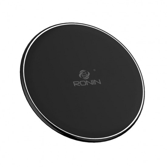 Ronin R-933 Fast Wireless Charger With Colorful Lamp  Price in Pakistan