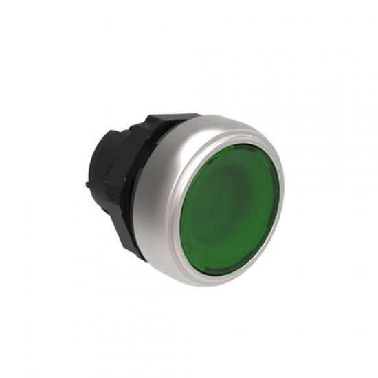 Lovato Electric Pilot Light With Mounting Block Green  Price in Pakistan