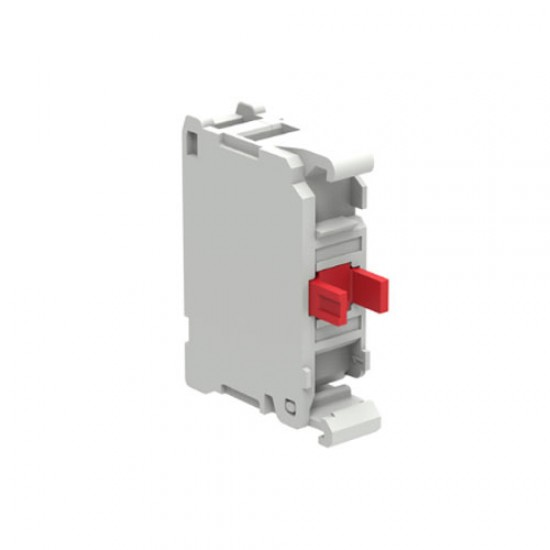 Lovato Electric Pilot Light With Mounting Block Red (N.C)  Price in Pakistan