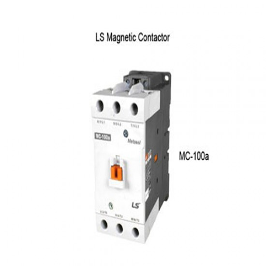 LS MC-100a Magnetic Contactor 3-Pole  Price in Pakistan