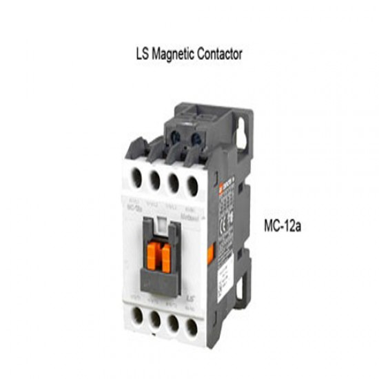 LS MC-12a Magnetic Contactor 3-Pole  Price in Pakistan