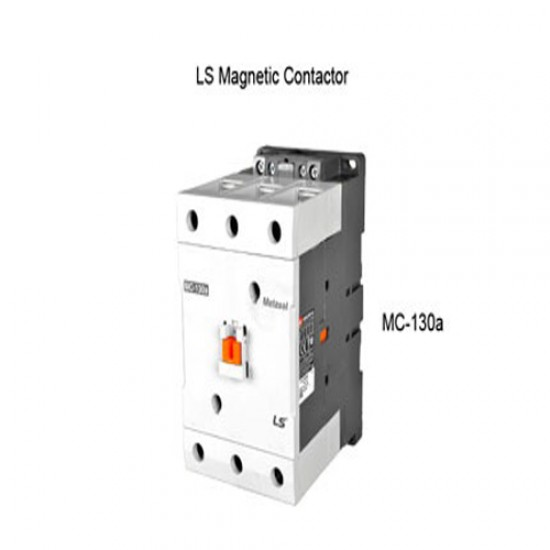 LS MC-130a Magnetic Contactor 3-Pole  Price in Pakistan