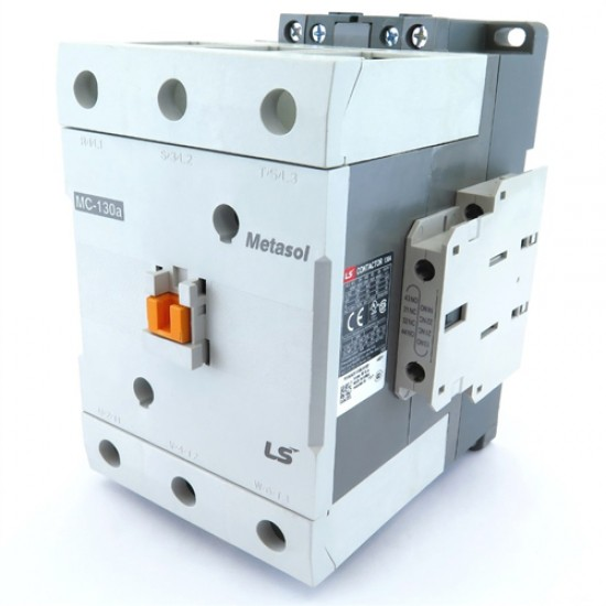LS MC-130a/4 Magnetic Contactor 4 Poles  Price in Pakistan