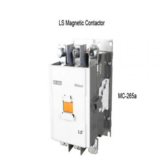 LS MC-265a Magnetic Contactor 3-Pole  Price in Pakistan