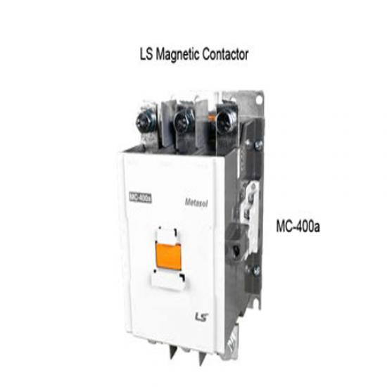 LS MC-400a Magnetic Contactor 3-Pole  Price in Pakistan