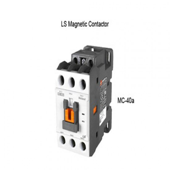 LS MC-40a Magnetic Contactor 3-Pole  Price in Pakistan