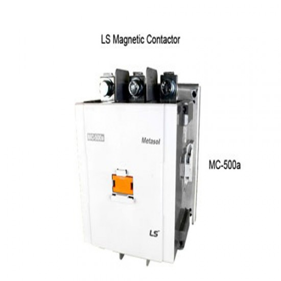LS MC-500a Magnetic Contactor 3-Pole  Price in Pakistan