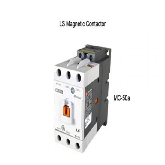 LS MC-50a Magnetic Contactor 3-Pole  Price in Pakistan