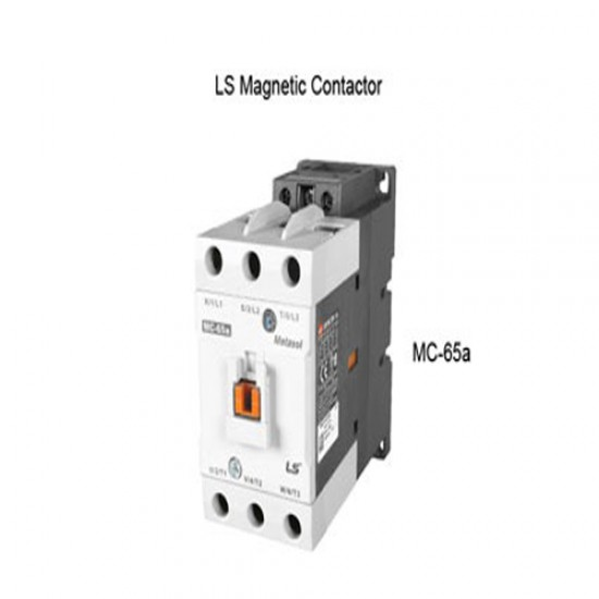 LS MC-65a Magnetic Contactor 3-Pole  Price in Pakistan