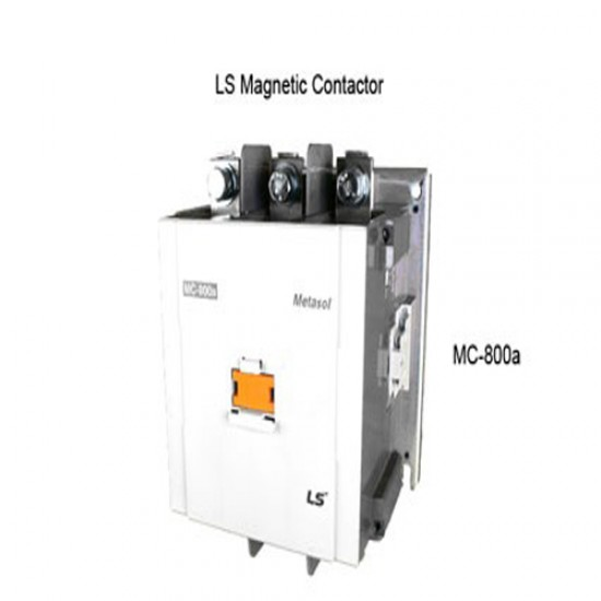 LS MC-800a Magnetic Contactor 3-Pole  Price in Pakistan