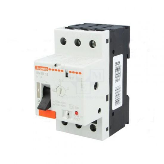 Lovato Electric 11SM1B16 0.63 ~ 1A MPCB  Price in Pakistan