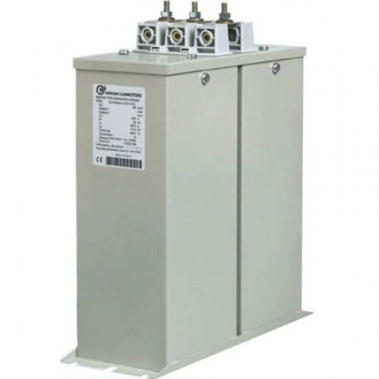 Nokian AL2D 100 415V KVAR Power Capacitor