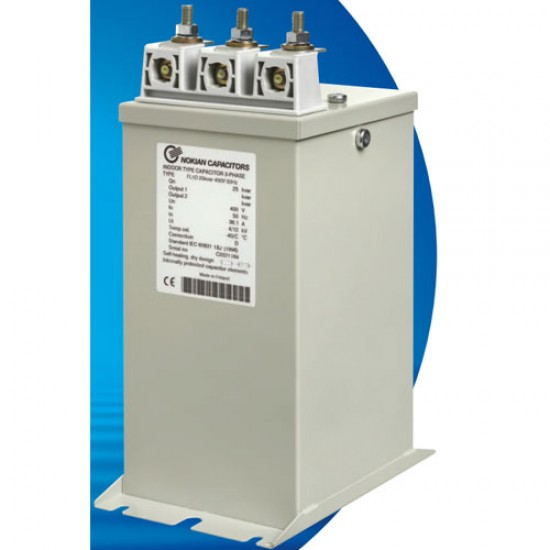 Nokian FL1D 25 525V KVAR Power Capacitor  Price in Pakistan