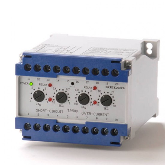 Selco T2500.0030 Overcurrent & Short Circuit Relay  Price in Pakistan