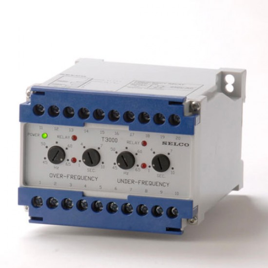 Selco T3000.0040 Frequency Relay  Price in Pakistan