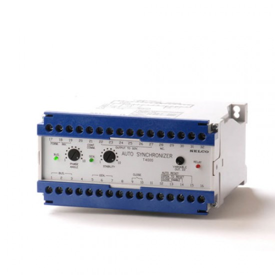 Selco T4000.0030 Automatic Synchronizer  Price in Pakistan