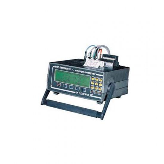 elcontrol VIP System3 Portable Digital Analyzer